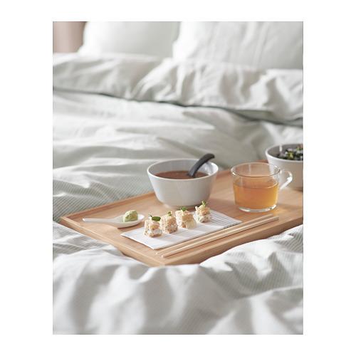 RESGODS - bed tray, bamboo   IKEA Indonesia - PH166725_S4