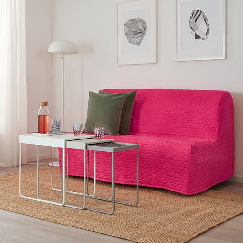 LYCKSELE HÅVET sofa tempat tidur 2 dudukan