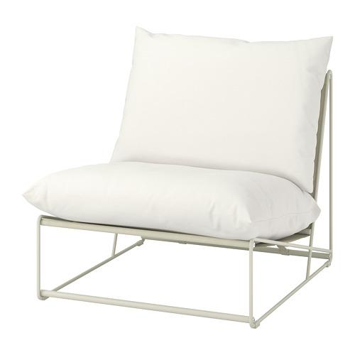 HAVSTEN kursi santai, dalam/luar ruang
