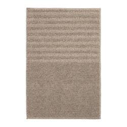 VINNFAR - Bath mat, beige