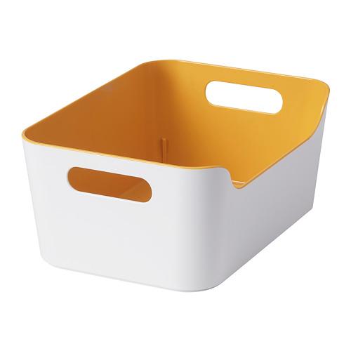 VARIERA - kotak, oranye, 24x17 cm   IKEA Indonesia - PE790432_S4