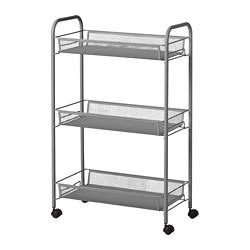HORNAVAN - Trolley, grey