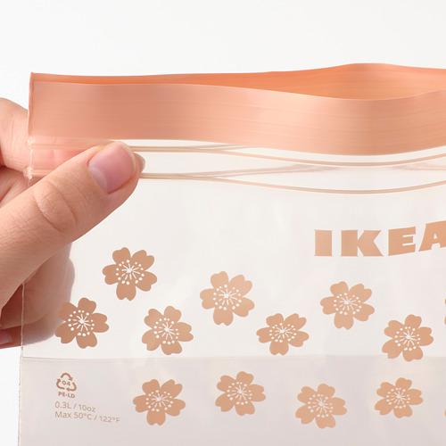 ISTAD - kantong yang dapat ditutup, 0.3 l   IKEA Indonesia - PE790555_S4