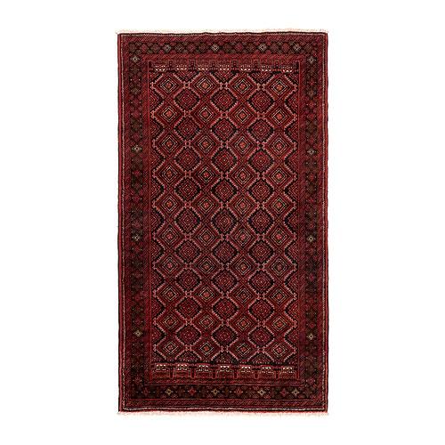 PERSISK BELUTCH karpet, bulu tipis