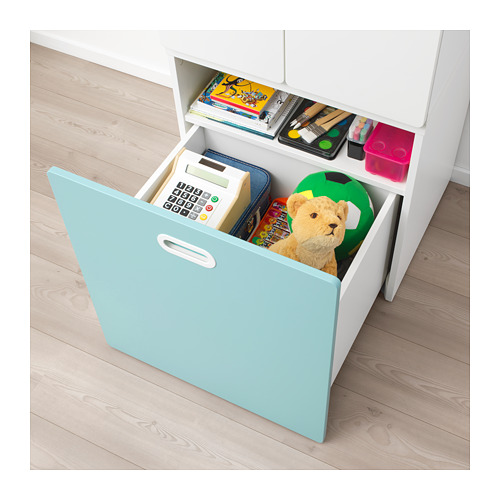 FRITIDS/STUVA lmri pakaian dg penyimpanan mainan
