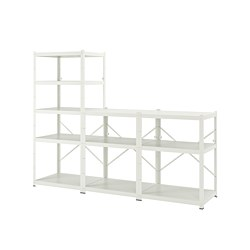 BROR - Shelving unit, white