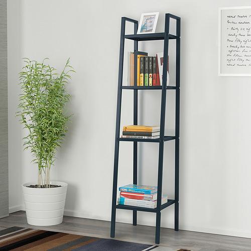 LERBERG - unit rak , abu-abu tua, 35x148 cm | IKEA Indonesia - PE836244_S4