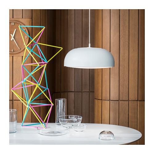 NYMÅNE - lampu gantung, putih | IKEA Indonesia - PH141419_S4