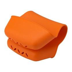 BJÄN - Sponge holder, orange