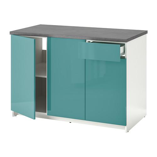 KNOXHULT kabinet dasar dg pintu dan laci