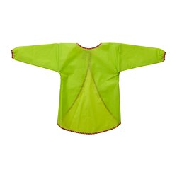 MÅLA - Celemek berlengan panjang, hijau