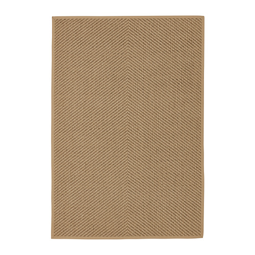 HELLESTED karpet, anyaman datar