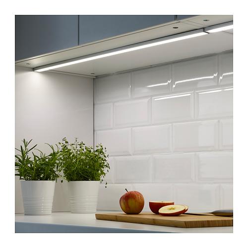 OMLOPP lampu meja dapur LED