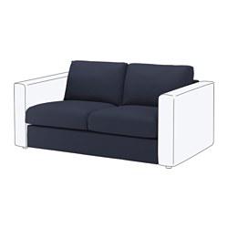 VIMLE - Bagian 2 dudukan, Orrsta hitam-biru