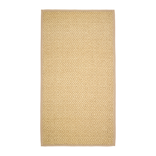 VISTOFT karpet, anyaman datar