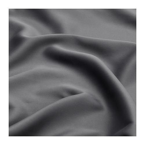 HILLEBORG block-out curtains, 1 pair