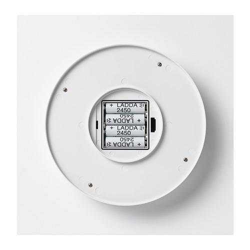STÖTTA Lampu plafon/dinding LED
