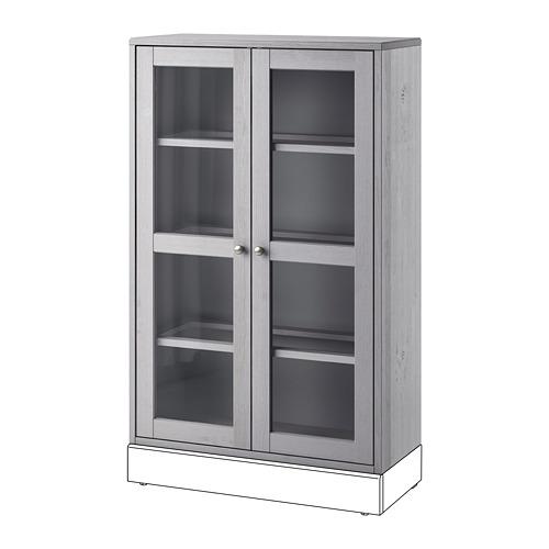 HAVSTA kabinet pintu kaca