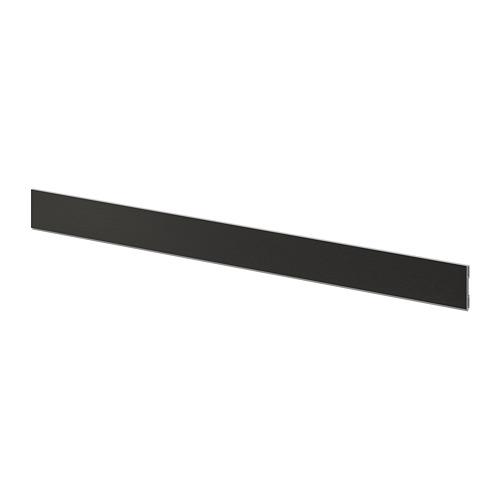 LERHYTTAN - lis bawah, diwarnai hitam, 220x8 cm | IKEA Indonesia - PE695706_S4