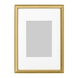 SILVERHÖJDEN - Bingkai, warna emas