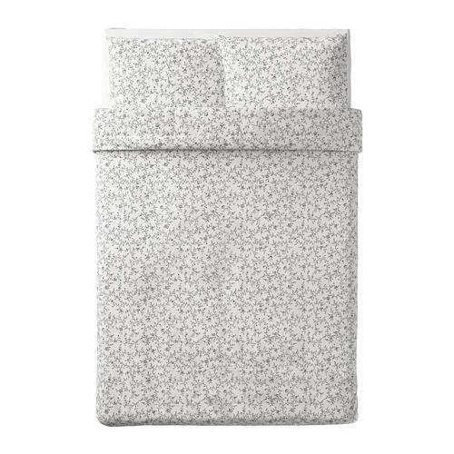 KOPPARRANKA sarung quilt dan 2 sarung bantal