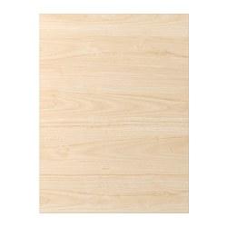 ASKERSUND - Pintu, efek kayu ash terang