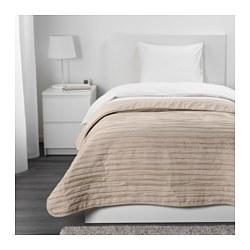 VEKETÅG - Penutup tempat tidur , krem
