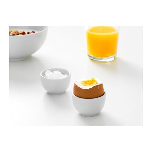 IKEA 365+ mangkuk/cangkir telur