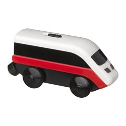 LILLABO - Battery-operated locomotive