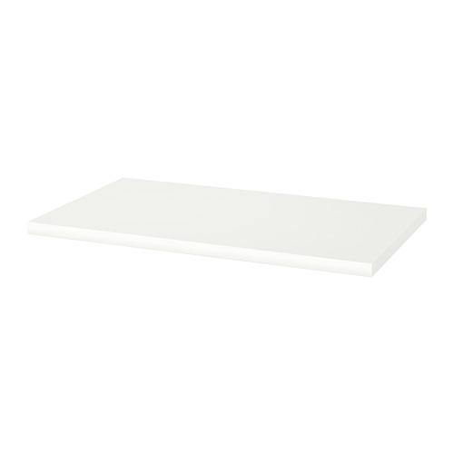 LINNMON - daun meja, putih, 100x60 cm   IKEA Indonesia - PE739562_S4