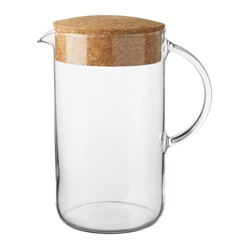 IKEA 365+ pitcher dengan penutup