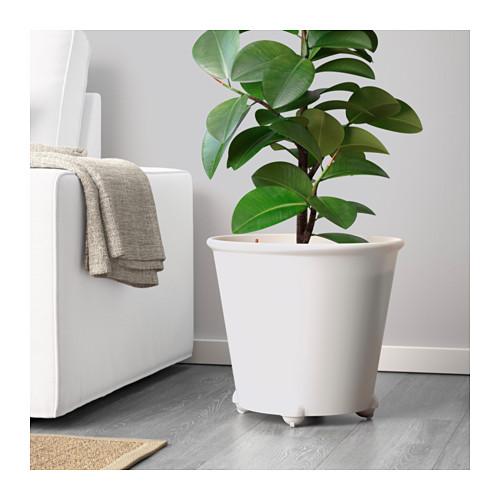 IKEA PS FEJÖ pot tanaman dengan sumbu