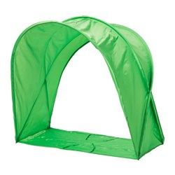 SUFFLETT - Bed tent, green