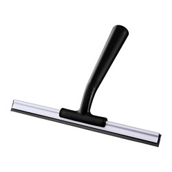 LILLNAGGEN - Squeegee, black