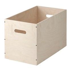 RÅVAROR - Kotak, plywood kayu birch