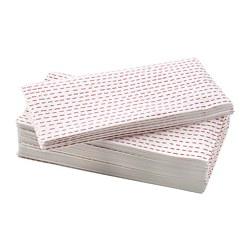 VINTERFEST - Serbet kertas, putih/merah