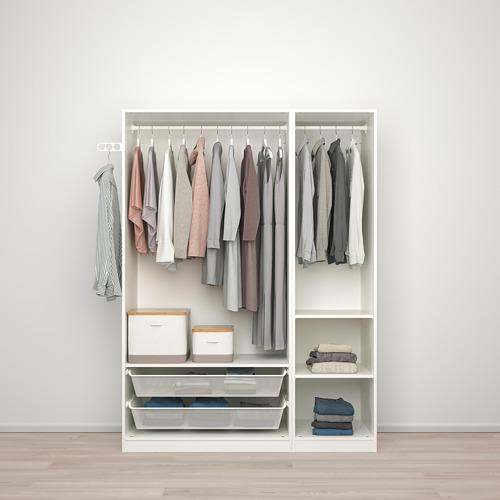 PAX/VIKEDAL kombinasi lemari pakaian