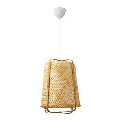 KNIXHULT - Lampu gantung, bambu