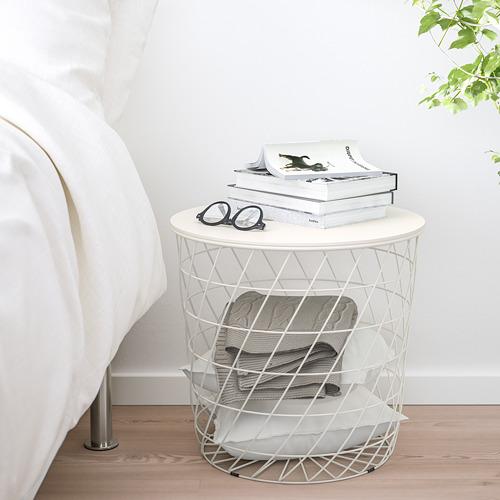 KVISTBRO - meja penyimpanan, putih, 44 cm | IKEA Indonesia - PE709868_S4