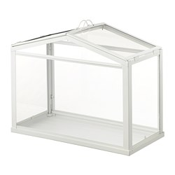 SOCKER - Greenhouse, white