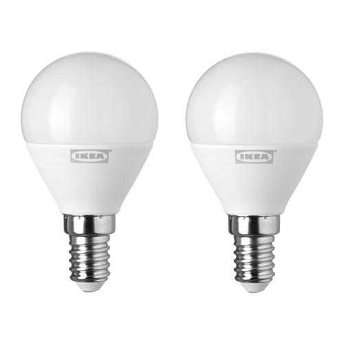 RYET bohlam LED E14 400 lumen