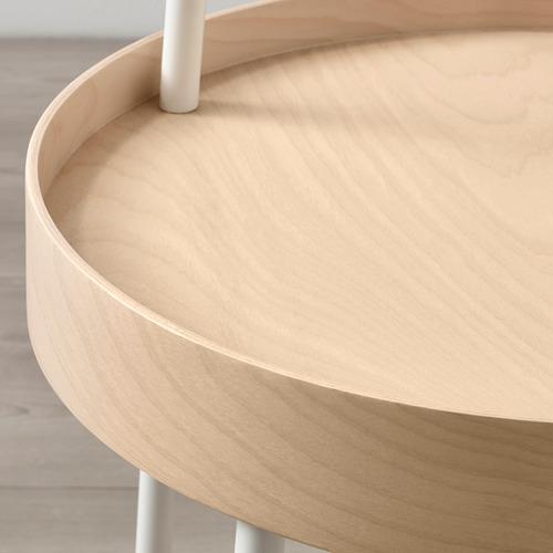 BURVIK - meja samping, putih, 38 cm | IKEA Indonesia - PE667038_S4