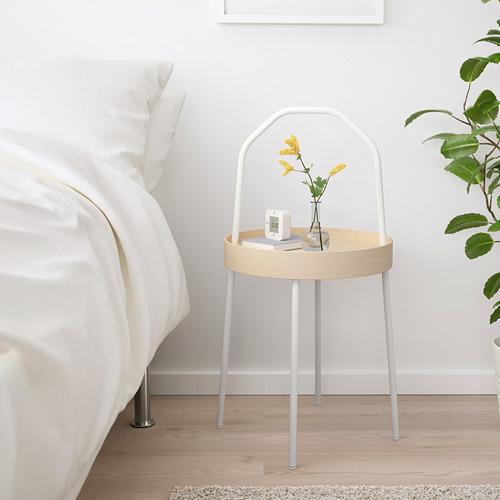 BURVIK - meja samping, putih, 38 cm | IKEA Indonesia - PE667048_S4