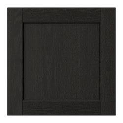LERHYTTAN - Pintu, diwarnai hitam