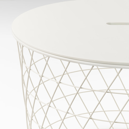 KVISTBRO - meja penyimpanan, putih, 61 cm | IKEA Indonesia - PE610728_S4