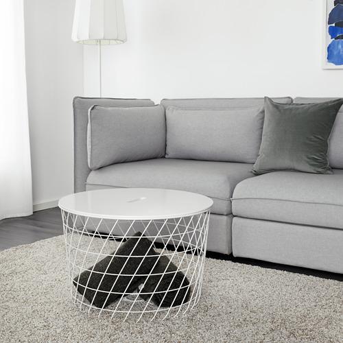KVISTBRO - meja penyimpanan, putih, 61 cm | IKEA Indonesia - PE610730_S4