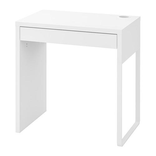 MICKE - meja, putih, 73x50 cm | IKEA Indonesia - PE740349_S4