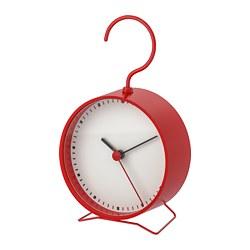 SNIFFA - Clock, red