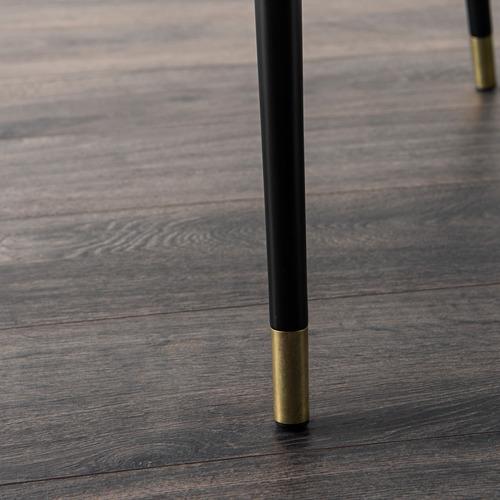 LÖVBACKEN - meja samping, cokelat medium, 77x39 cm | IKEA Indonesia - PE618839_S4