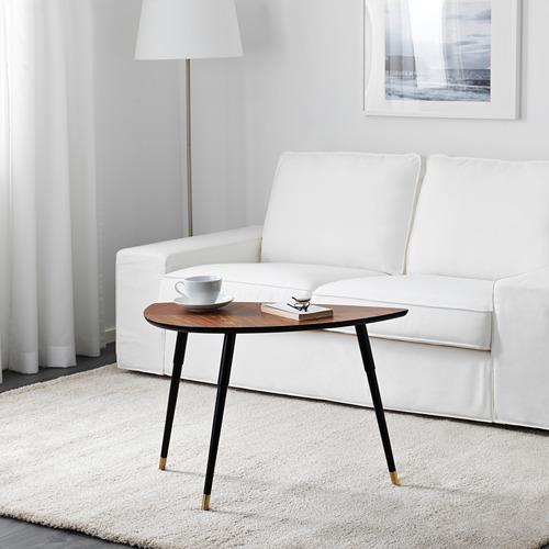 LÖVBACKEN - meja samping, cokelat medium, 77x39 cm | IKEA Indonesia - PE618845_S4
